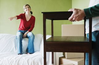 Houston local moving company